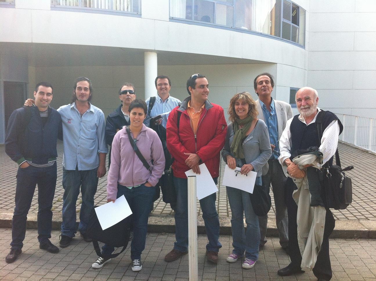 Curso universidad Vigo Septiembre 2012